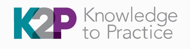 K2P Logo
